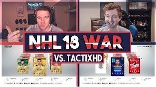 NHL 18 WAR VS. TACTIXHD *NEW GAME*