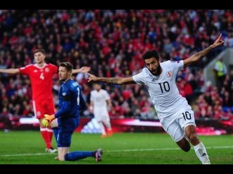 Wales 1-1 Georgia