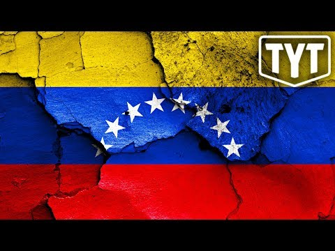 The U.S. Government Is Heavily Involved In The Ongoing Crisis In Venezuela
