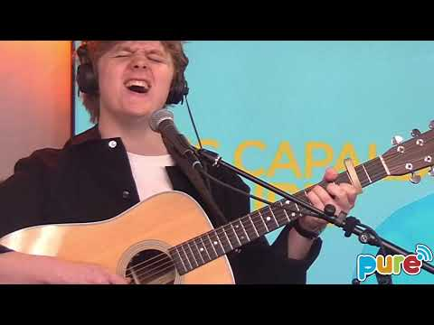 """LEWIS CAPALDI """"Someone You Loved"""" ON PURE"""