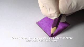 -How to & Tips-Pencil Coloring-