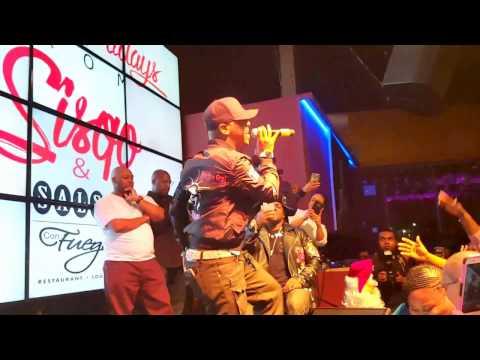 Sisqo Live -Incomplete #Bronx