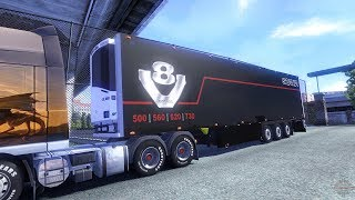 Euro Truck Simulator2 [Steam версія [FullHD 2560x1080|PC] #ETS2 Совмесочка з компанією [LEGION]
