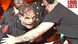 Top 10 Craziest Slipknot Moments