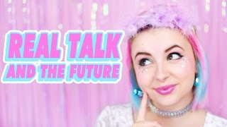 ♡ THE FUTURE OF MY CHANNEL & JUICY CHATS | Q&A ♡