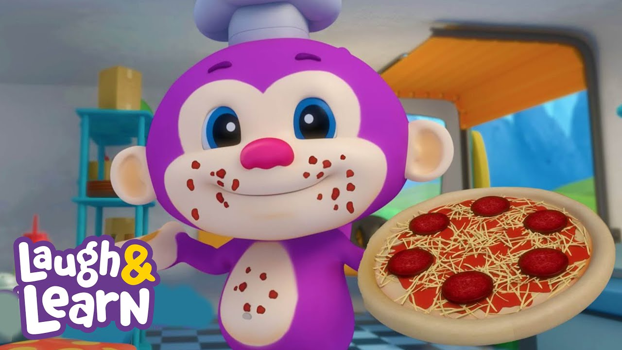 Laugh & Learn™ -  Pizza Song + More Kids Songs and Nursery Rhymes | Learning 123s