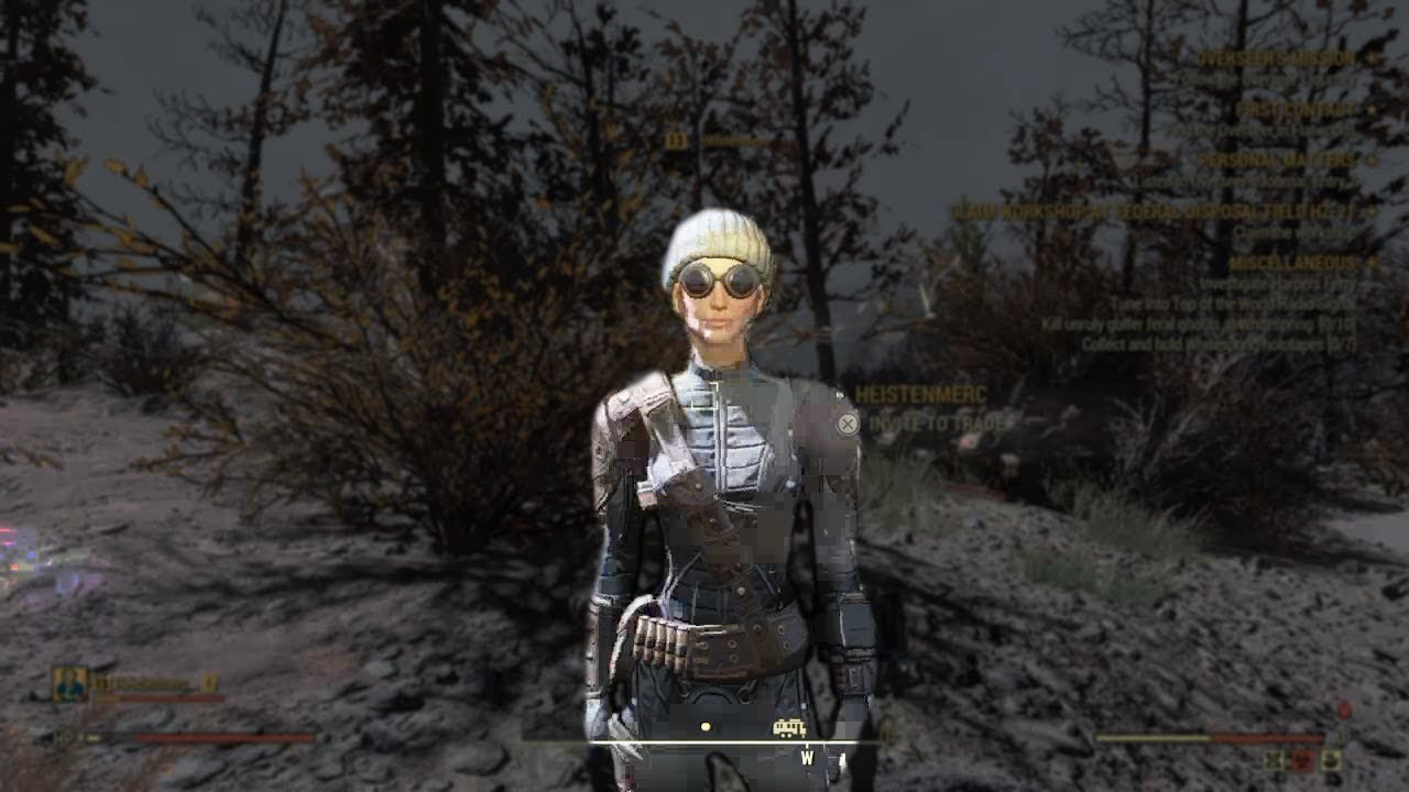 Fallout 76 Marine Wetsuit Location BEST under armor - YouTube