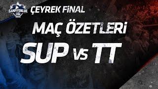 2016 KMF Çeyrek Finali: SUP vs TT – 3. Maç Özeti