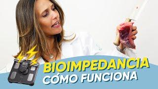 Bioimpedancia: qué es y cómo funciona