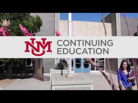 Meet the UNM Continuing Education Instructors   UNM
