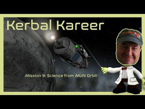 Kerbal Kareer: Mission 9:
