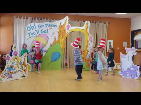 Seussical - Peregrine School