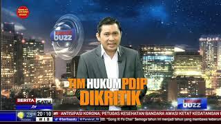 NewsBuzz: PDIP Merasa Disudutkan