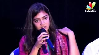 Purely it's an misunderstanding at my end - regrets Nazriya | Press Meet | Hot navel photos
