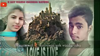 Mulakate Adhuri Rahi new love WhatsApp status video romantic song ringtone 2018