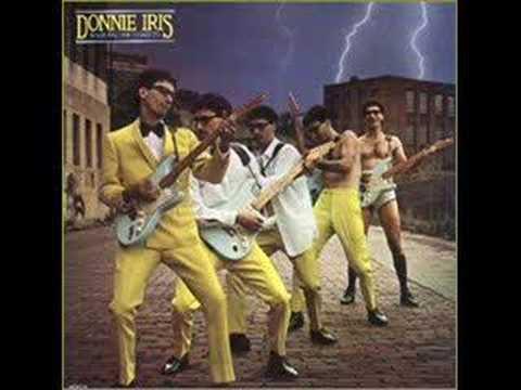 Donnie Iris - Shock Treatment