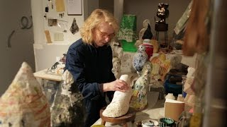 "Arlene Shechet: Sculpting Time | ART21 ""Exclusive"""