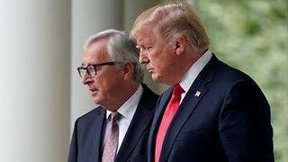 Estados Unidos y la Unión Europea llegan a un acuerdo comercial | #TPANoticias