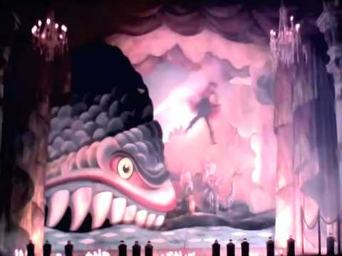 The Adventures of Baron Munchausen Stage Play