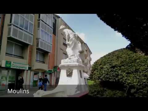 Places to see in ( Moulins - France )
