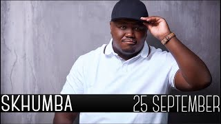 Skhumba Talks About JR Wearing A Black Panther Costume