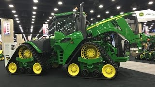 2016 National Farm Machinery Show John Deere Exhibit