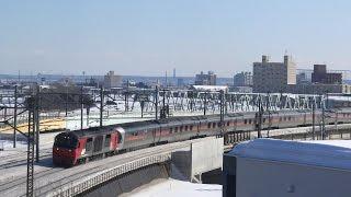 北海道への乗り入れが恐らく最後になると思われる冬の『カシオペア紀行...