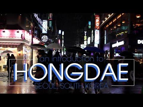 Hongdae: Center of Youth culture in Seoul, Korea 홍대를 미국인의 눈으로 바라본