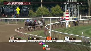 Runhappy - 2015 King's Bishop Stakes