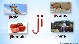 Mi Jardin Infantil: Syllables with J thumbnail