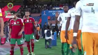Ivory coast Morocco - Togo Congo rdc CAN2017 DZAIR NEWS HD