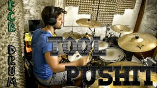 PUSHIT - TOOL - DRUM COVER BY FRANCESCO COPPOLA BOVE