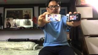 Trên tay máy quay Video music recorder Sony HDR MV1