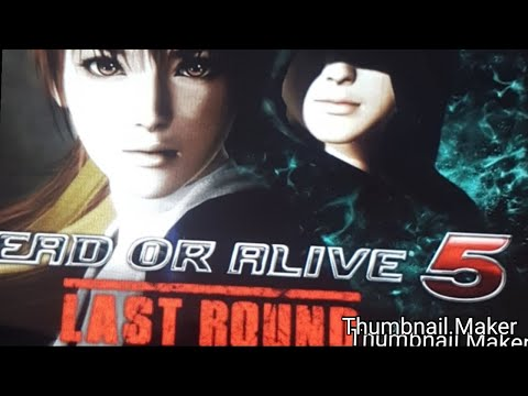 Dead or alive 5 the last round - 동영상