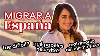 MI EXPERIENCIA MIGRANDO A ESPAÑA - MATRIMONIO CON UN(A) EUROPEO(A) - AnnasPasteleria