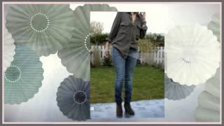 видео С чем носить модные брюки в стиле милитари: карго, галифе
