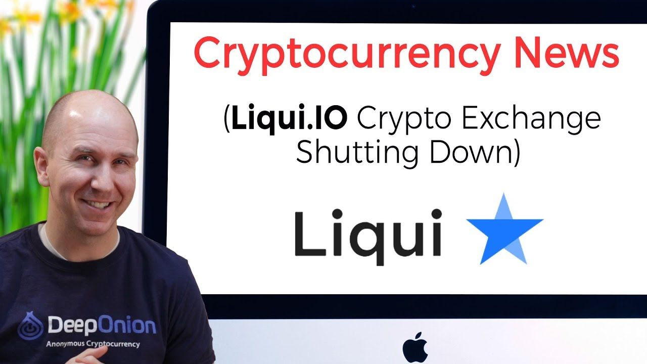 cryptocurrency exchange shut down