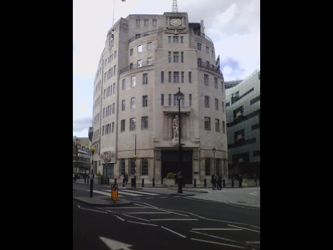HPANWO London Truth Tours Part 9- the BBC