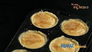 Download lagu #BakarInspirasi: Potugese Egg Tart