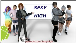 Sexy High APK v0.2 Android Port Adult Game Download | The Adult Channel