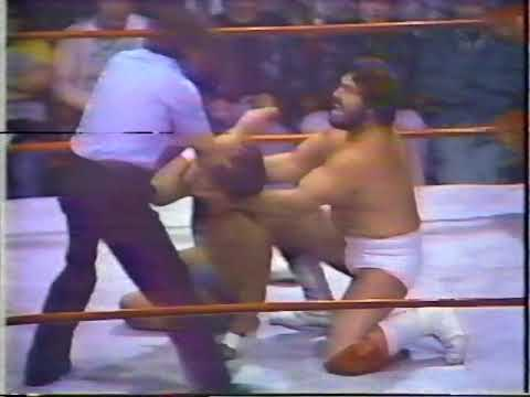Tony Benetto vs. Ringo Mendoza (Hair Match)