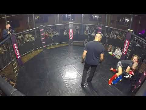 Ultra MMA | Derby | Adam Hickman VS James Nolan