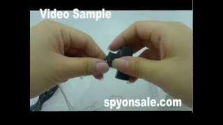 Cross Necklace Mini Digital Video Recorder 3.0MP Hidden Camera Spy Camera