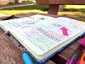 كيف اكتب مذكراتي في ٣ دقائق !!؟