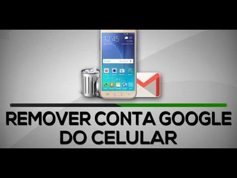 Como Remover Conta Google Galaxy S8 E S8 Plus Youtube