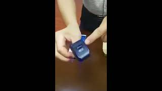 Customer Review for Bluetooth Ring Qr Code Scanner - Portable Wearable Ring Barcode Scanner
