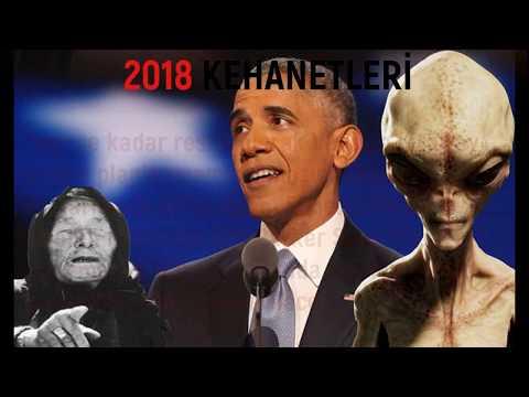 BABA VANGA'NIN KEHANETLERİ (2018 KEHANETLERİ)  THE OFFSHORE OF THE BABA VANGA