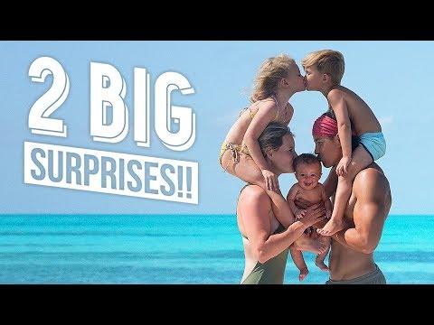 OUR 2 BIG SURPRISES !! /// WEEK 114