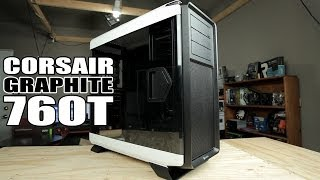 Corsair Graphite 760T White Edition