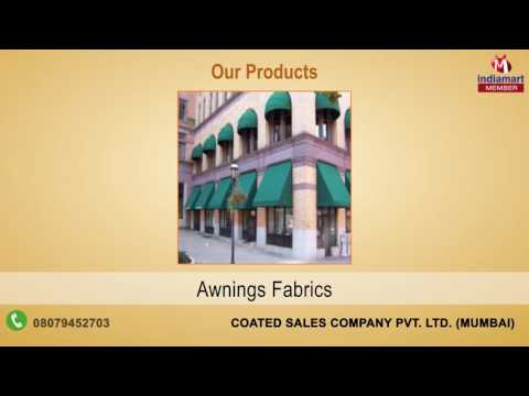 PVC Fabrics By Coated Sales Company Private Limited, Mumbai